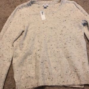 Old navy multi speck sweater